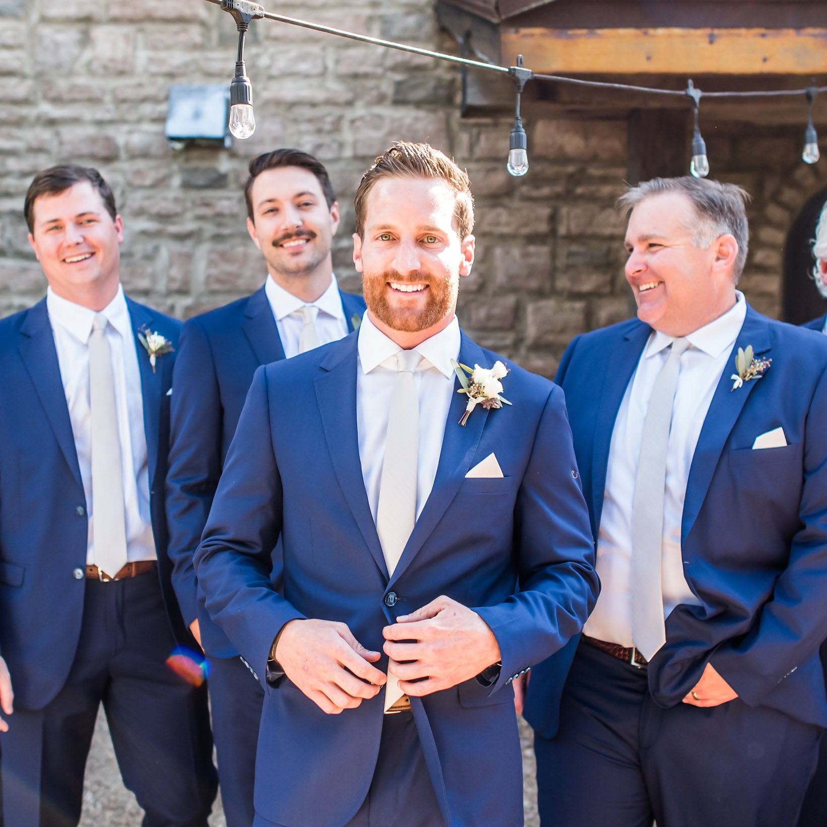 How To Make Suiting Up For Your Wedding Attire Fun Easy And