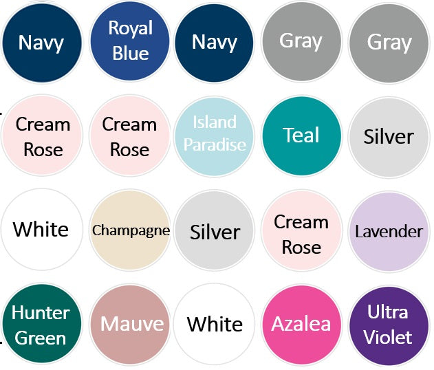 2018 Spring Wedding Color Trends And Men's Wedding Attire