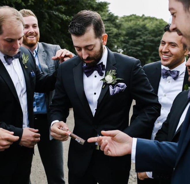 4e9252a84b50 Wedding Planners Review The Groomsman Suit