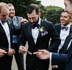 Wedding Planners Review The Groomsman Suit