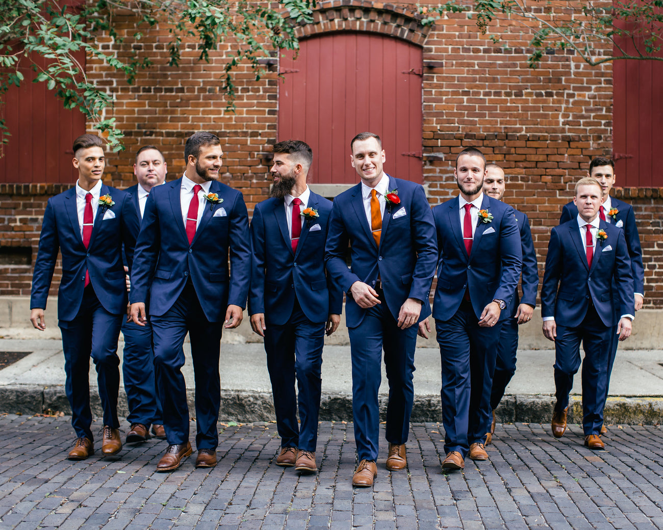 ce70231f18e3 How to Fold a Pocket Square for a Wedding - The Groomsman Suit