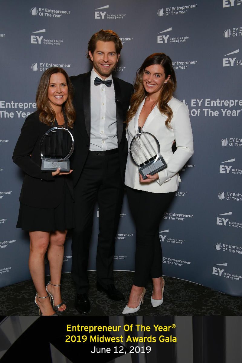 Retail Startup, The Groomsman Suit, Wins Ernst & Young Midwest Entrepreneur of The Year