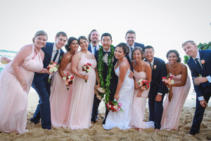 Joshua and Paulina - Real Weddings by The Groomsman Suit