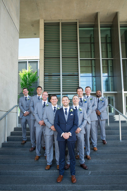 Affordable Wedding Suits For Groomsmen