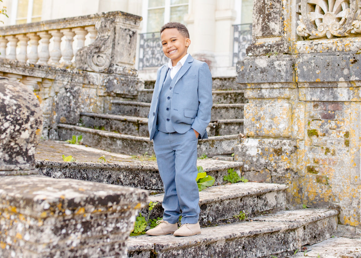 Holiday Style and Suits for Boys