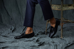 Types of shoes to wear with a tuxedo!