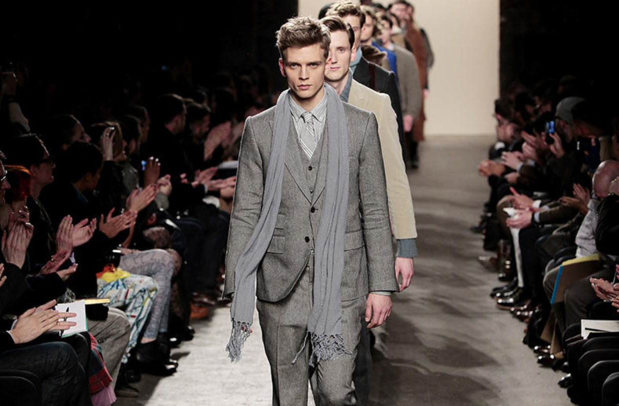 a17eb361 Men's New York Fashion Week 2018 Trends from the Runway