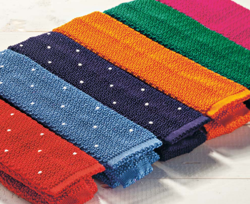 Knit Ties: Everything You Need to Know