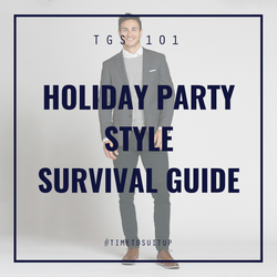 Holiday Party Style Survival Guide