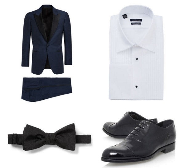 Key Pieces To Your Tuxedo Style