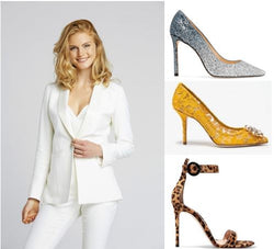 Fun Shoes for Women's Tuxedo? Suited for Style - Q & A