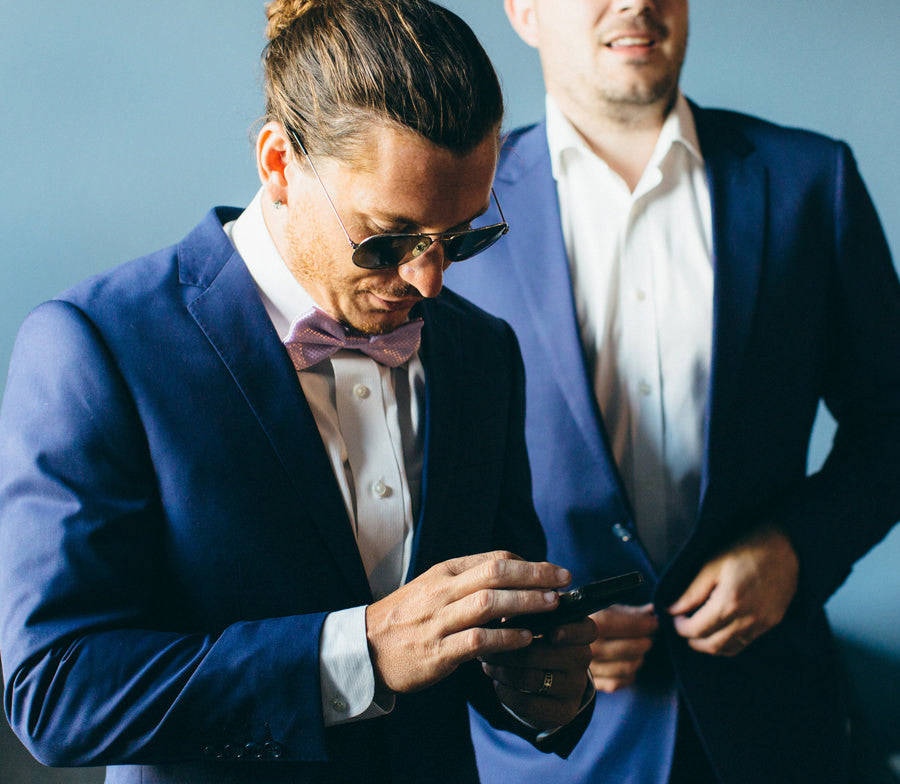 The Groomsman Suit Exceeds Kickstarter Campaign Goal