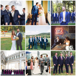 A Look Back at 2016; The First Year of The Groomsman Suit