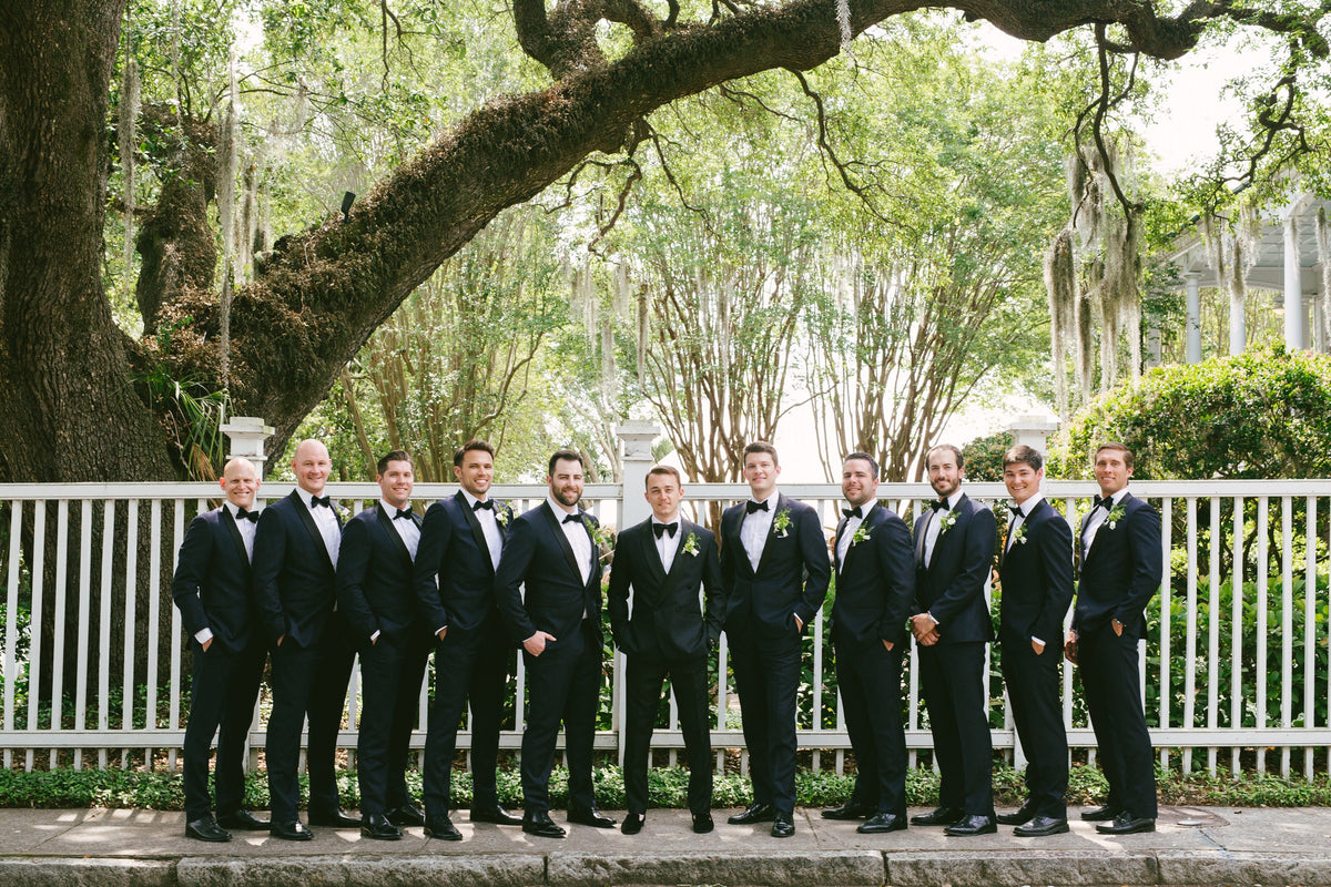 Who Pays for Groomsmen Attire?