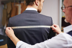 Common Shoulder Fit Issues and Alteration Solutions for Your Wedding Suit