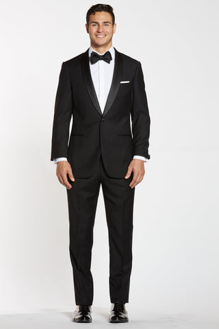 Best groomsman gift ideas and how to place cufflinks with your wedding tuxedo shirt.