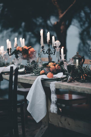 Halloween wedding style tips for grooms and groomsmen
