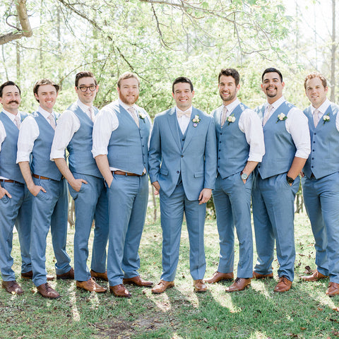 spring wedding attire for men