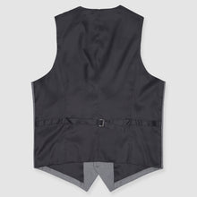 Load image into Gallery viewer, MOTIVES Textured Gray Suit Vest