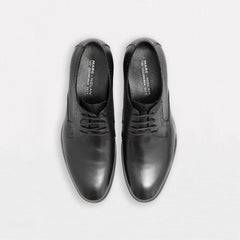 Black Oxford Shoes - DANNY