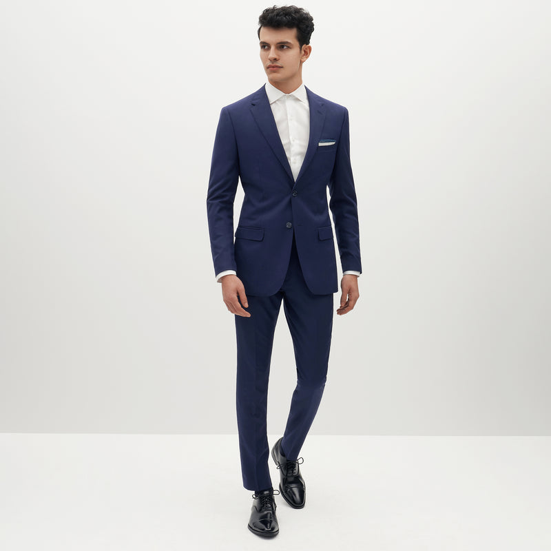 Brilliant Blue Suit Jacket