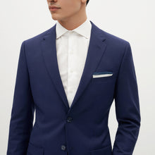 Load image into Gallery viewer, Brilliant Blue Suit Jacket