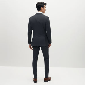 Charcoal Gray Suit Jacket