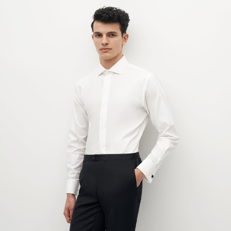Formal French Cuff Dress Shirt