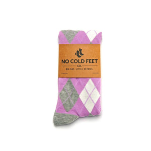 No Cold Feet Socks