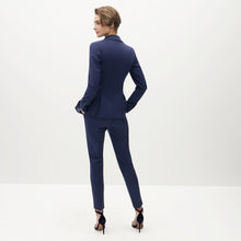 Load image into Gallery viewer, Women's Brilliant Blue Suit Pants