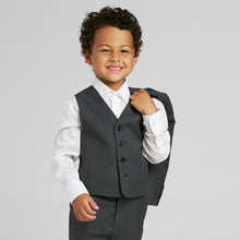 Load image into Gallery viewer, Charcoal Gray Boy's Suit
