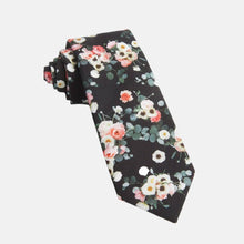 Load image into Gallery viewer, Samantha Santana Floral Tie