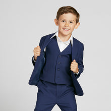 Load image into Gallery viewer, Classic Navy Boy's Suit