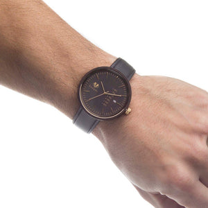 Personalized Sandalwood Black Watch