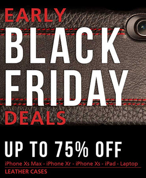 EARLY Black Friday Deals from VAJA