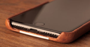 Covering Your iPhone X and iPhone 8 in Deluxe Fine Leather