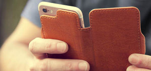 The Benefits of Having a DELUXE Leather Case for Your iPhone
