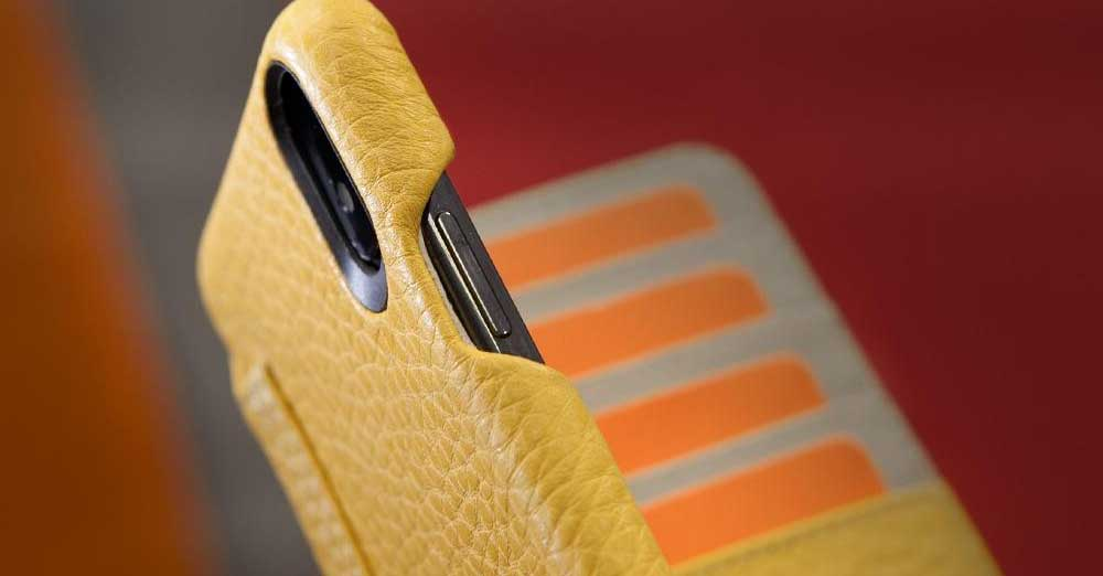 The FUN Online Tool - Customize Your iPhone Leather Case Online at VAJA