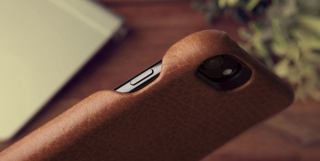 The Sleek, Stylish iPhone 8 Leather Case