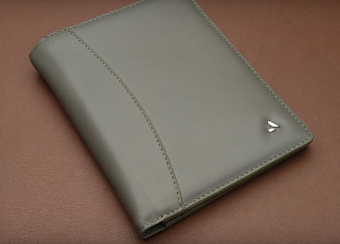 French Leather Wallet
