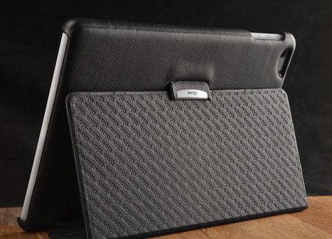 Quilted Premium iPad Air Leather Cases