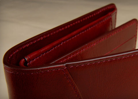 Classic Leather Euro Wallet