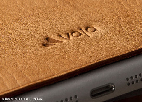 Leather Back for the iPad Air