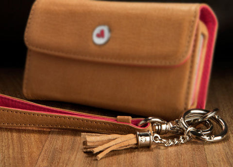 Detachable Leather Strap for your Lola Wristlet