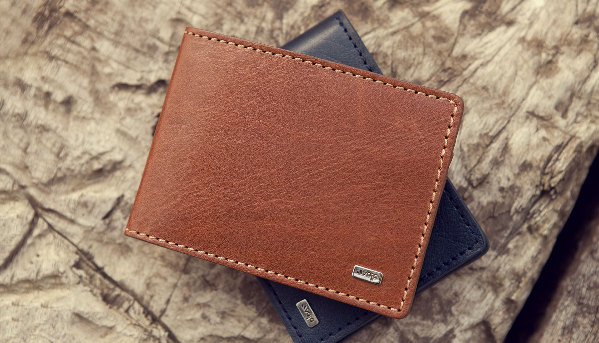 Vaja Premium Leather Slim Wallet