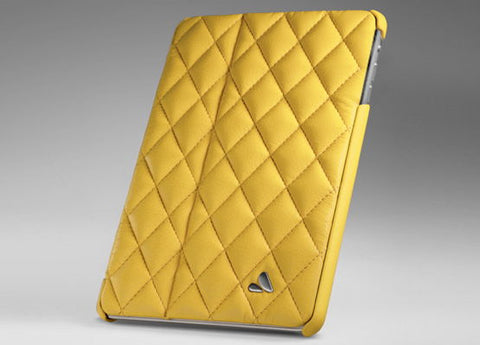 Matelassé Leather Case for iPad Mini Retina