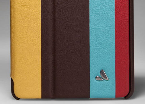 Multi-Colored iPad Mini Retina Leather Case