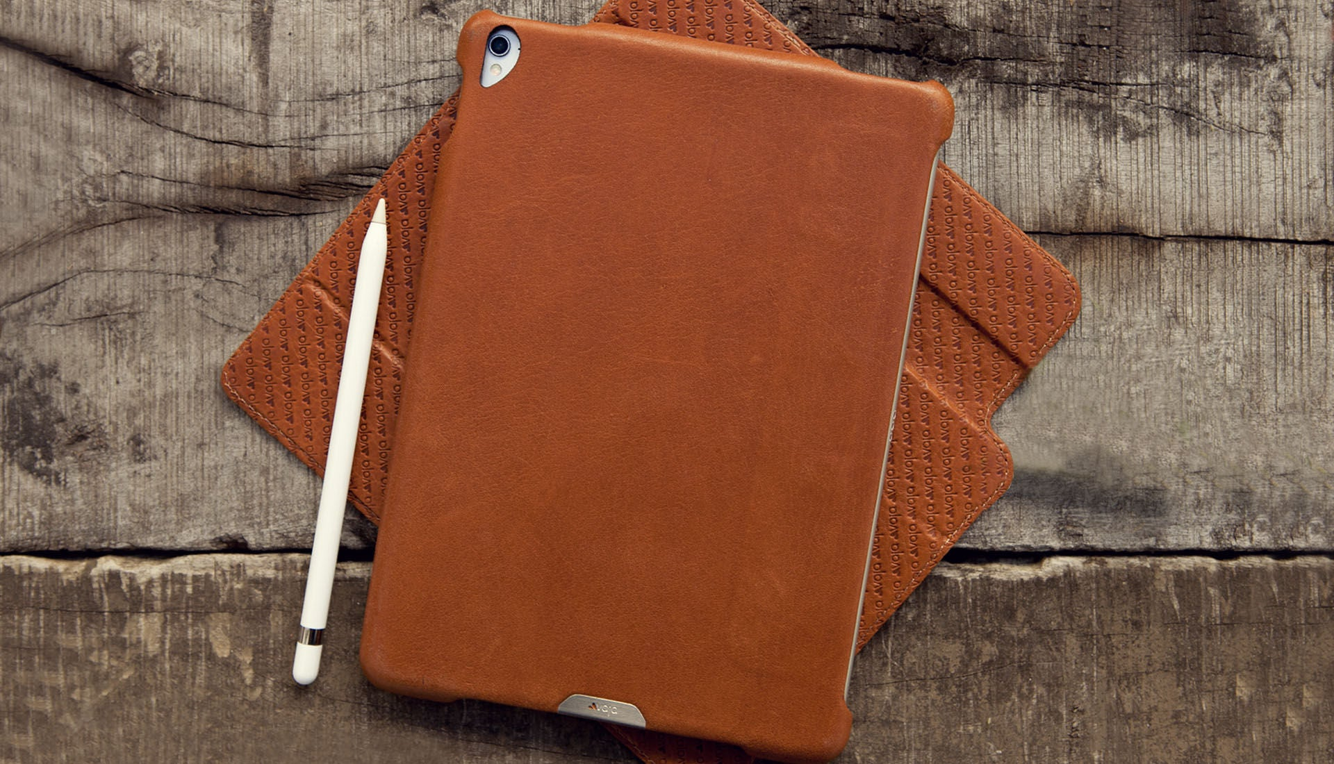 iPad Pro 9.7'' Detachable Leather Case