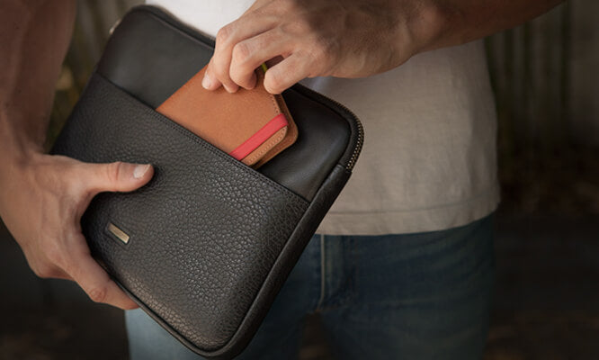 11'' Tablet Leather Sleeve