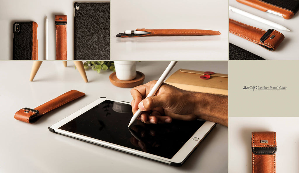 Leather Case for Apple Pencil